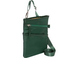 """WIB Dallas Carrying Case for up-to 7"""" Tablet, eReader - Green - Twill Polyester"""