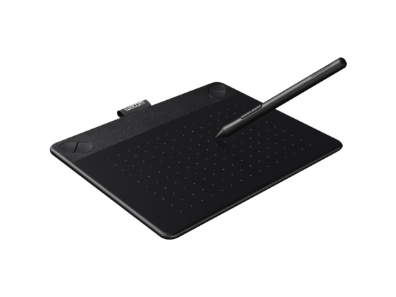 Wacom Intuos Photo CTH490PK Graphics Tablet (Small) - Center