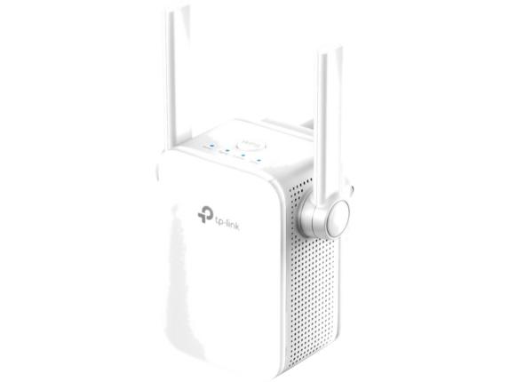 TP-Link RE205 IEEE 802.11ac 750 Mbit/s Wireless Range Extender