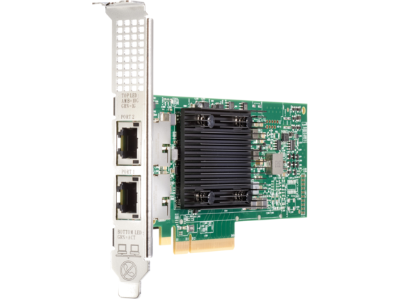 HPE Ethernet 10Gb 2-port 535T Adapter