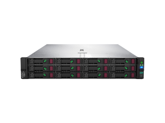 HPE ProLiant DL380 G10 2U Rack Server - 2 x Intel Xeon Gold 6148 Icosa-core (20 Core) 2.40 GHz - 64 GB Installed DDR4 SDRAM