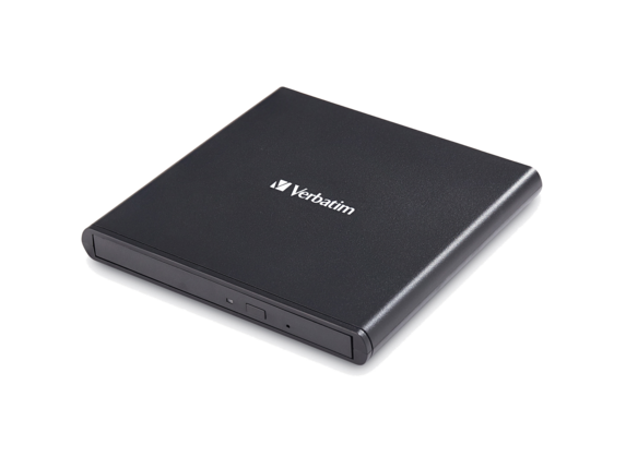 External Slimline CD/DVD Writer|98938|Verbatim
