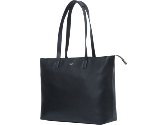 """Knomo Maddox Carrying Case (Tote) for 15"""" Notebook - Black"""