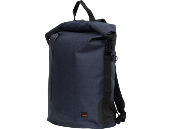 """Knomo Cromwell Carrying Case (Backpack) for 15"""" Notebook - Blue"""