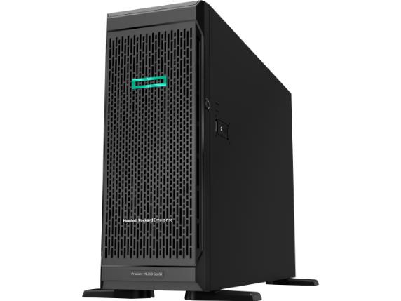HPE ProLiant ML350 G10 4U Tower Server - 1 x Intel Xeon Bronze 3104 Hexa-core (6 Core) 1.70 GHz - 8 GB Installed DDR4 SDRAM - Se