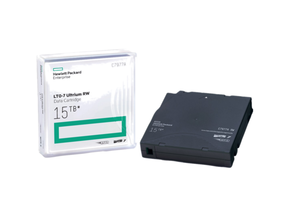 HPE 15TB E LTO Ultrium Cartridge