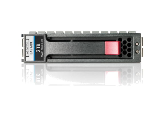 "HPE 900 GB Hard Drive - SAS (12Gb/s SAS) - 2.5"" Drive - Internal"