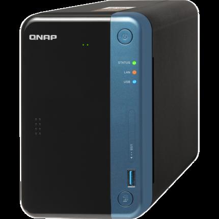 QNAP Turbo NAS TS-253Be SAN/NAS Storage System