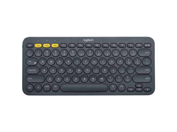 Logitech K380 Multi-Device Bluetooth Keyboard|920-007558