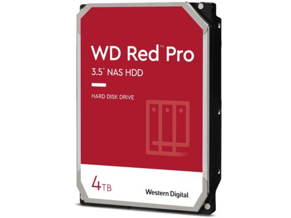 WD Red Pro WD4003FFBX 4 TB Hard Drive - 3.5