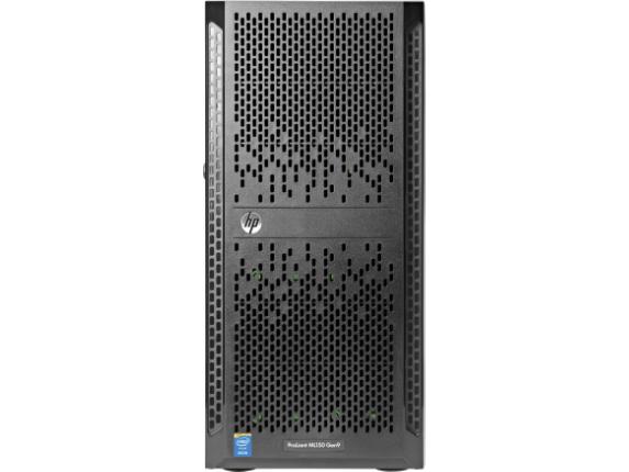 HPE ProLiant ML150 G9 5U Tower Server - 2 x Intel Xeon E5-2640 v4 Deca-core (10 Core) 2.40 GHz - 32 GB Installed DDR4 SDRAM - S - Center