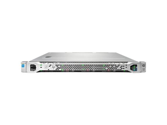 HPE ProLiant DL160 G9 1U Rack Server - 1 x Intel Xeon E5-2620 v4 Octa-core (8 Core) 2.10 GHz - 8 GB Installed DDR4 SDRAM - 1 x - Center