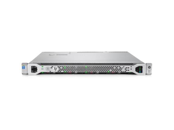 HPE ProLiant DL360 G9 1U Rack Server - 1 x Intel Xeon E5-2620 v4 Octa-core (8 Core) 2.10 GHz - 16 GB Installed DDR4 SDRAM -