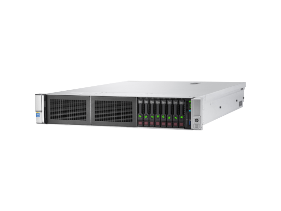 HPE ProLiant DL380 G9 2U Rack Server - 1 x Intel Xeon E5-2643 v4 Hexa-core (6 Core) 3.40 GHz - 32 GB Installed DDR4 SDRAM - 12G - Center