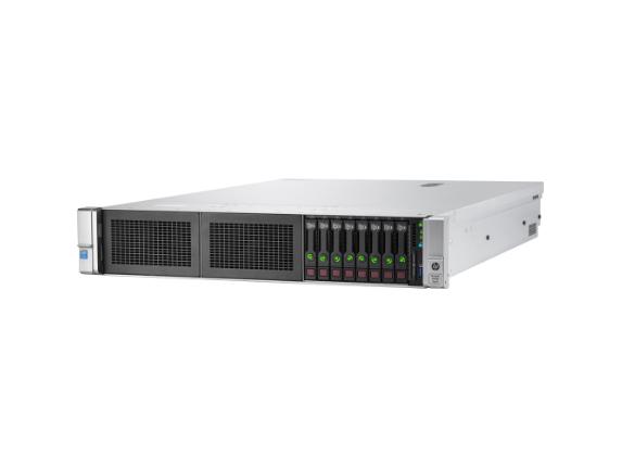 HPE ProLiant DL380 G9 2U Rack Server - 1 x Intel Xeon E5-2667 v4 Octa-core (8 Core) 3.20 GHz - 32 GB Installed DDR4 SDRAM - 12G