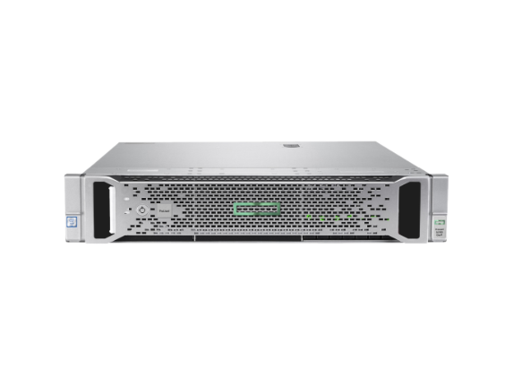 HPE ProLiant DL380 G9 2U Rack Server - 2 x Intel Xeon E5-2690 v4 Tetradeca-core (14 Core) 2.60 GHz - 64 GB Installed DDR4 SD - Center