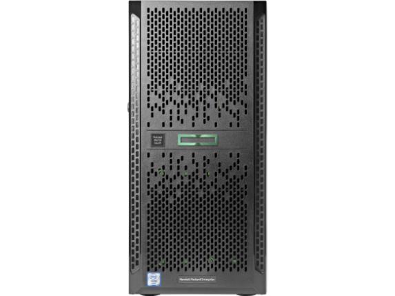 HPE ProLiant ML150 G9 5U Tower Server - 1 x Intel Xeon E5-2620 v4 Octa-core (8 Core) 2.10 GHz - 8 GB Installed DDR4 SDRAM - Se