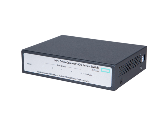 HPE OfficeConnect 1420 5G Switch - Center