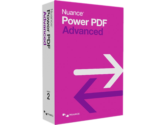 Nuance Power PDF v.2.0 Advanced - Box Pack - 1 User - Center