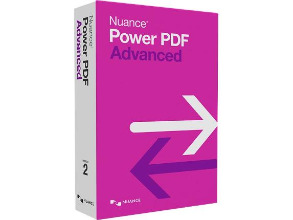 Nuance Power PDF v.2.0 Advanced - Box Pack - 1 User