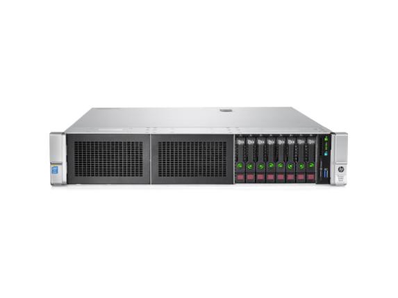 HPE ProLiant DL380 G9 2U Rack Server - 1 x Intel Xeon E5-2620 v4 Octa-core (8 Core) 2.10 GHz - 16 GB Installed DDR4 SDRAM -