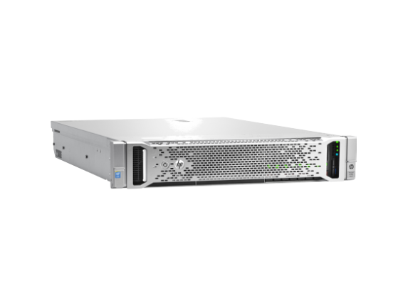 HPE ProLiant DL380 G9 2U Rack Server - 1 x Intel Xeon E5-2640 v4 Deca-core (10 Core) 2.40 GHz - 16 GB Installed DDR4 SDRAM - - Center