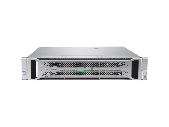 HPE ProLiant DL380 G9 2U Rack Server - 1 x Intel Xeon E5-2620 v4 Octa-core (8 Core) 2.10 GHz - 16 GB Installed DDR4 SDRAM - 12G - Center