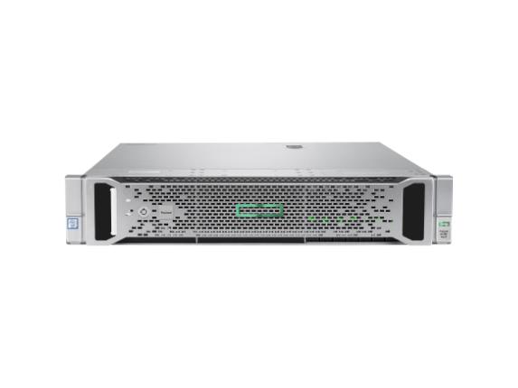 HPE ProLiant DL380 G9 2U Rack Server - 1 x Intel Xeon E5-2620 v4 Octa-core (8 Core) 2.10 GHz - 16 GB Installed DDR4 SDRAM - 12G
