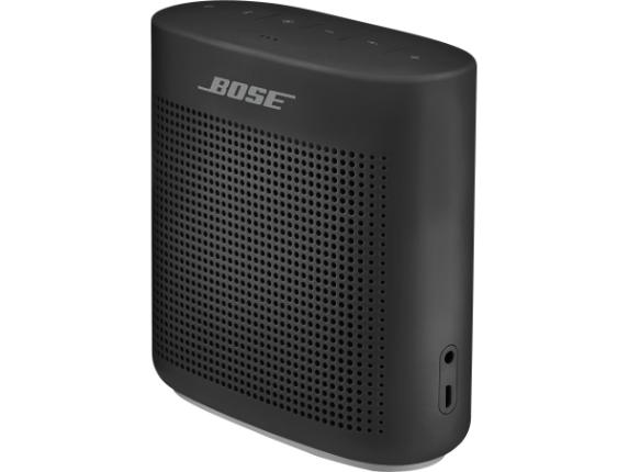 Bose SoundLink Speaker System - Wireless Speaker(s) - Battery Rechargeable - Soft Black