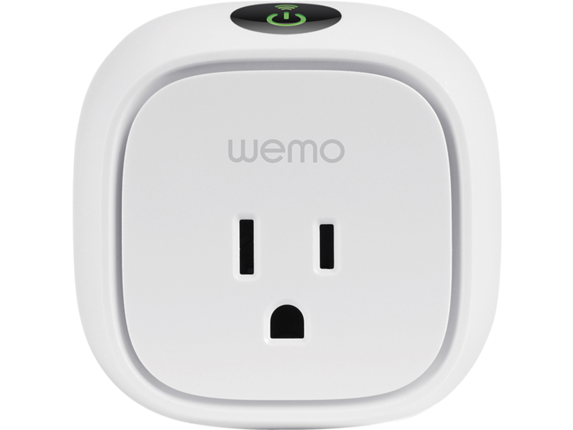 Linksys WeMo Insight Switch - Center