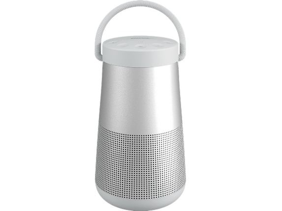 Bose SoundLink Revolve+ Smart Speaker - Wireless Speaker(s) - Portable - Battery Rechargeable - Lux Gray - Center
