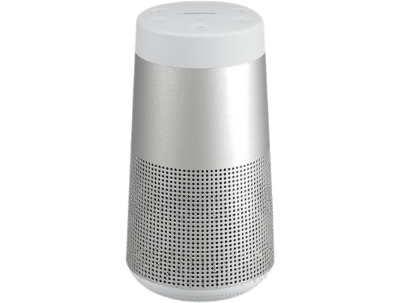 Bose SoundLink Revolve Smart Speaker - Wireless Speaker(s) - Portable - Battery Rechargeable - Lux Gray