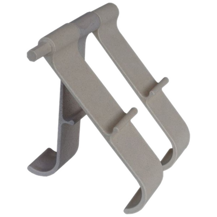 R-GO TOOLS TREEPOD BIO BASED Adjustable Stand, Ergo, WHITE, TAA|RGOTPW