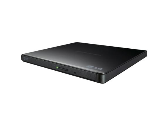 LG GP65NB60 DVD-Writer - 1 x Retail Pack - Black