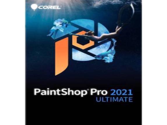 Corel PaintShop Pro 2021 Ultimate - License - 1 User ESDPSP2021ULML