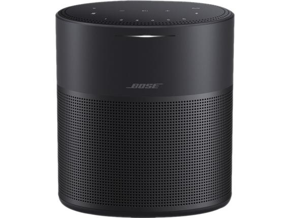 Bose 300 Bluetooth Smart Speaker - Google Assistant, Alexa Supported - Black|808429-1100