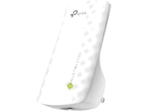TP-Link RE220 IEEE 802.11ac 750 Mbit/s Wireless Range Extender