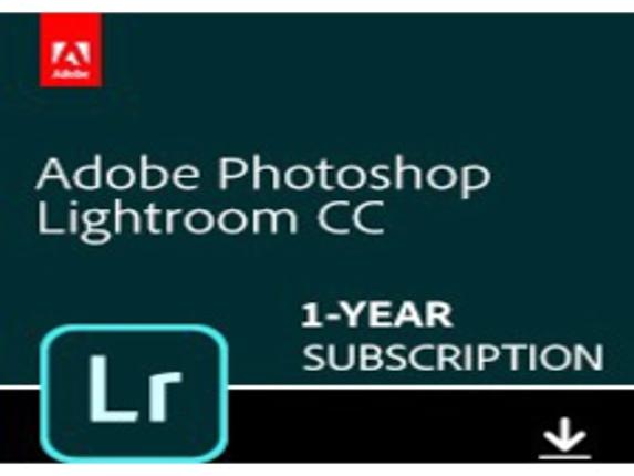 Adobe Photoshop Lightroom CC - Subscription - 12 Month 65289956