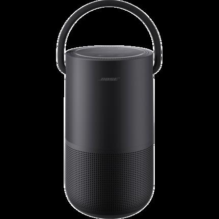 Bose Portable Bluetooth Smart Speaker - Alexa, Google Assistant Supported - Triple Black|829393-1100