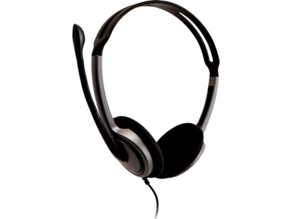 V7 Lightweight Stereo Headset with Microphone - Bulk Pack|HA212-BULK