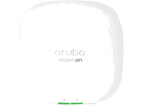 Aruba Instant On AP22 802.11ax 1.66 Gbit/s Wireless Access Point R4W01A HP