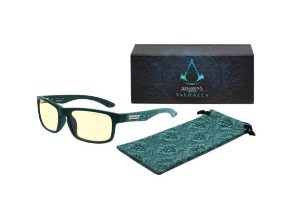 GUNNAR Gaming Glasses - Enigma, Assassin's Creed: Valhalla Edition|ENI-08401
