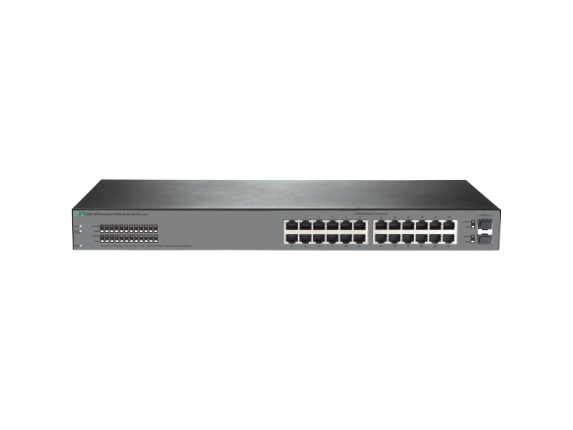 HPE OfficeConnect 1920S 24G 2SFP Switch