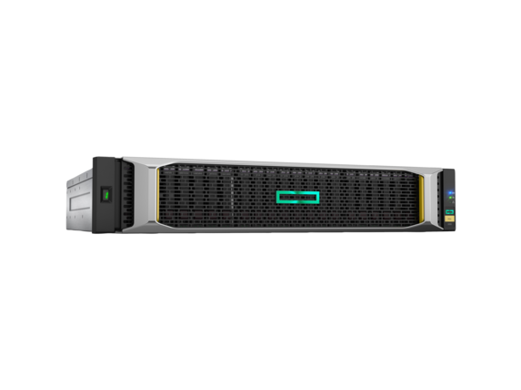 HPE MSA 2050 SAN Dual Controller LFF Storage - Center