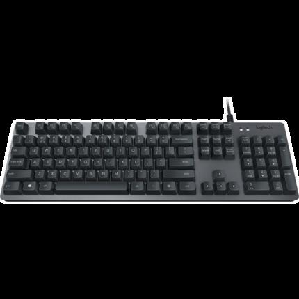 Logitech K840 Mechanical Corded Keyboard|920-008350