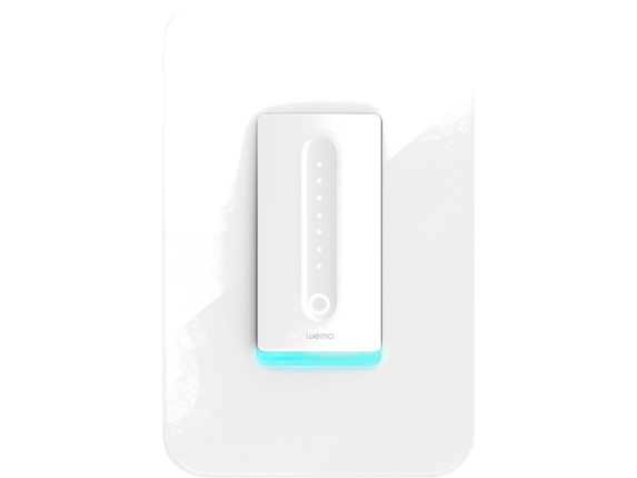 Linksys Wemo Wi-Fi Smart Dimmer - Center