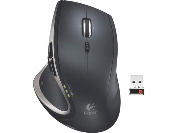 Logitech Laser Tracking Performance MX Mouse - Center