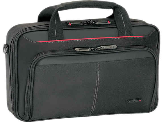 Targus Cn31us Carrying Case For 15 6 Notebook Black Red