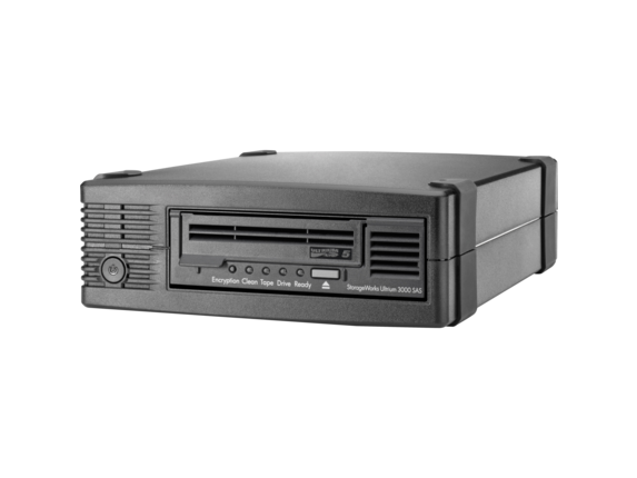 HPE StorageWorks LTO Ultrium 5 Tape Drive - Center