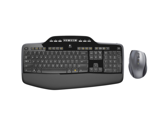 Logitech MK710 Wireless Desktop Combo
